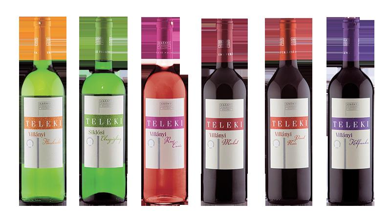 Teleki borok - Villány