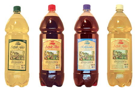 Dr Borok pet palackban