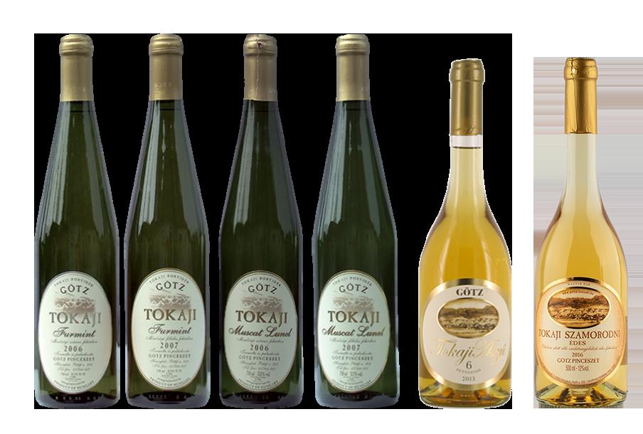 Porgányi borok